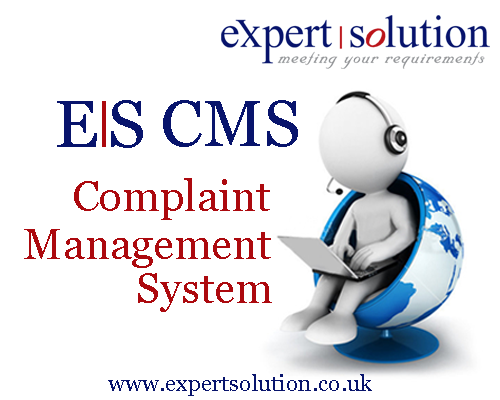 Expert Solution, CMS, Complaint Management System