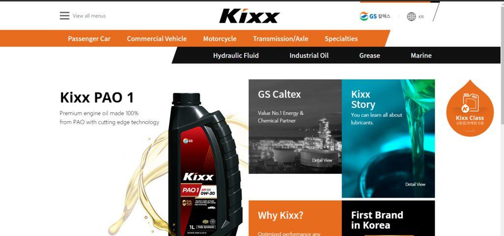 Kixx-Oil-Lubricants